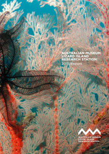 2015 Research Station Report