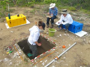Archaeological Baseline for Sustainable Fishing