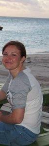 Naomi Green at Lizard Island
