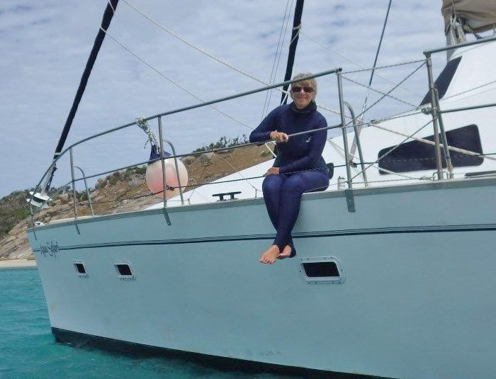 Sailing with the Lizard Island Field Guide