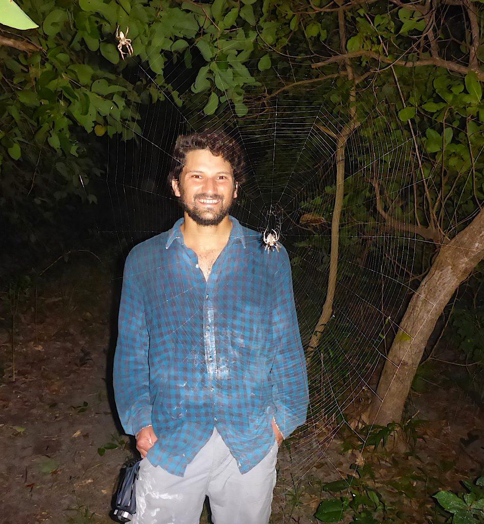 Interview with Darko Cotoras: LIRRF fellowship recipient