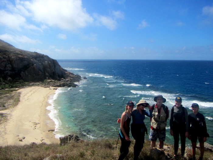 Sediment collection trips
