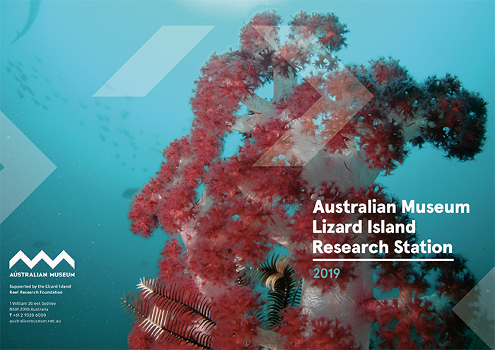 2019 Lizard Island Research Station report