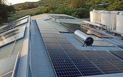 Solar power upgrade: towards zero